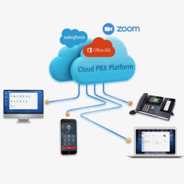 Smartworking con centralino cloud